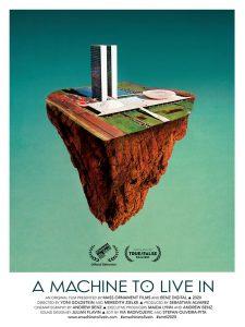 A Machine to live in - affiche
