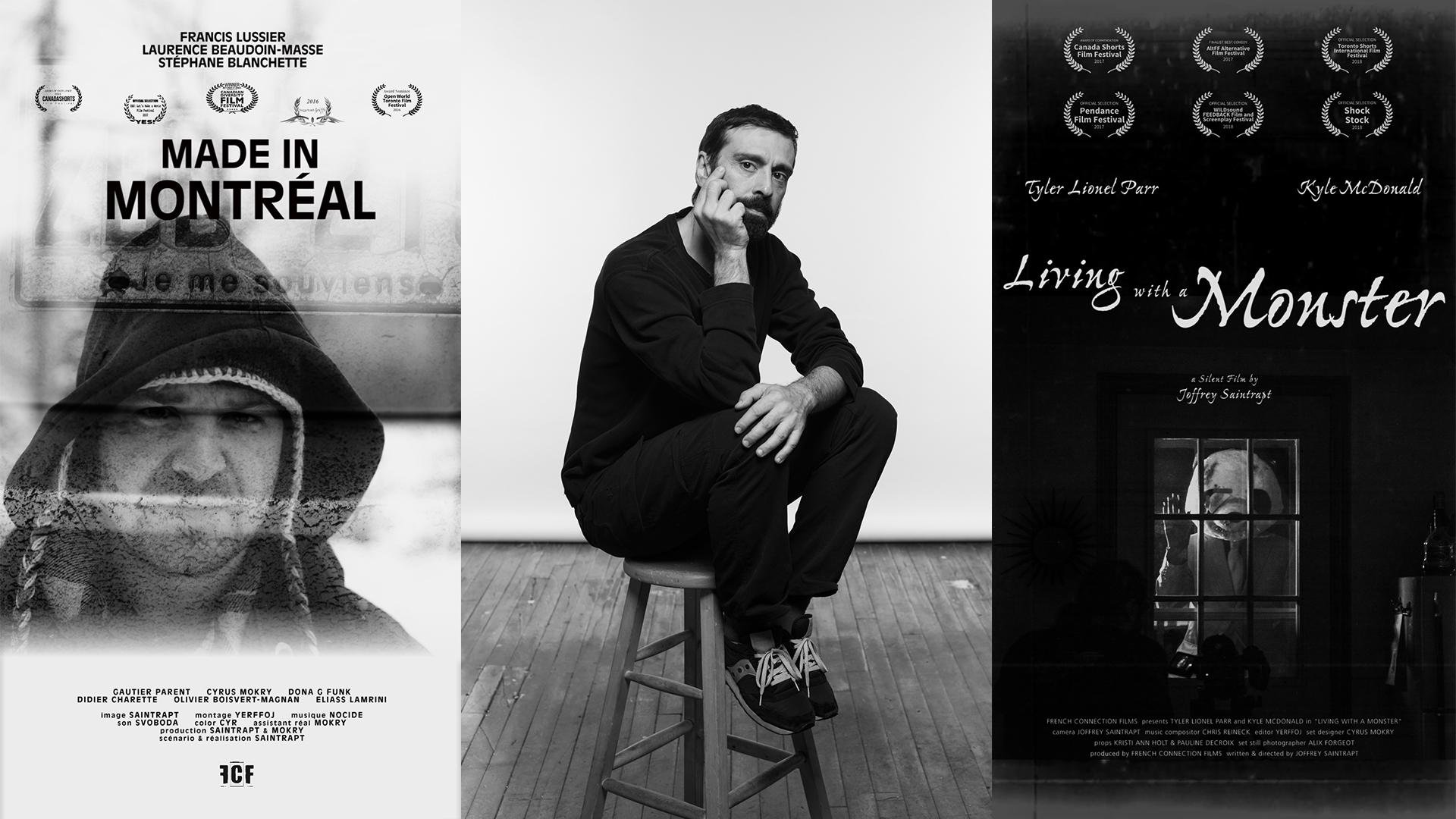 Le court métrage sort du bois – Entretien avec le réalisateur Joffrey Saintrapt