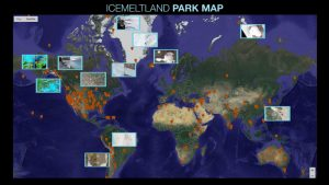 Icemeltland Park - The environmental situation