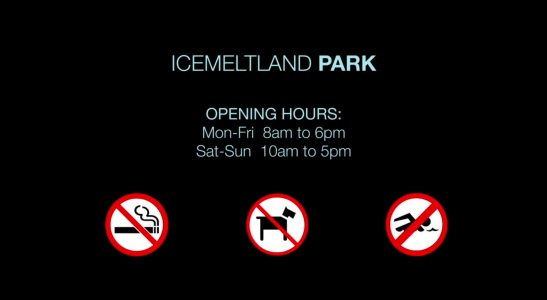 Icemeltland Park – Long live the disaster!