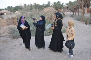 Les femmes du soleil - Film atelier