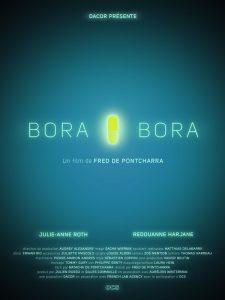 Bora bora - affiche