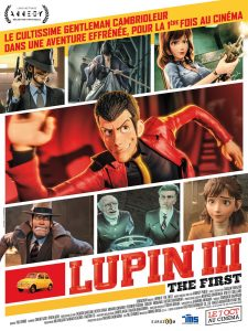 Lupin 3 - affiche
