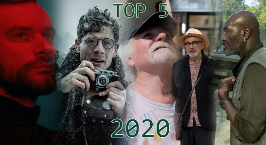 2020 – Le top 5 d'Orian