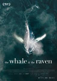 The whale and the Raven - poster
