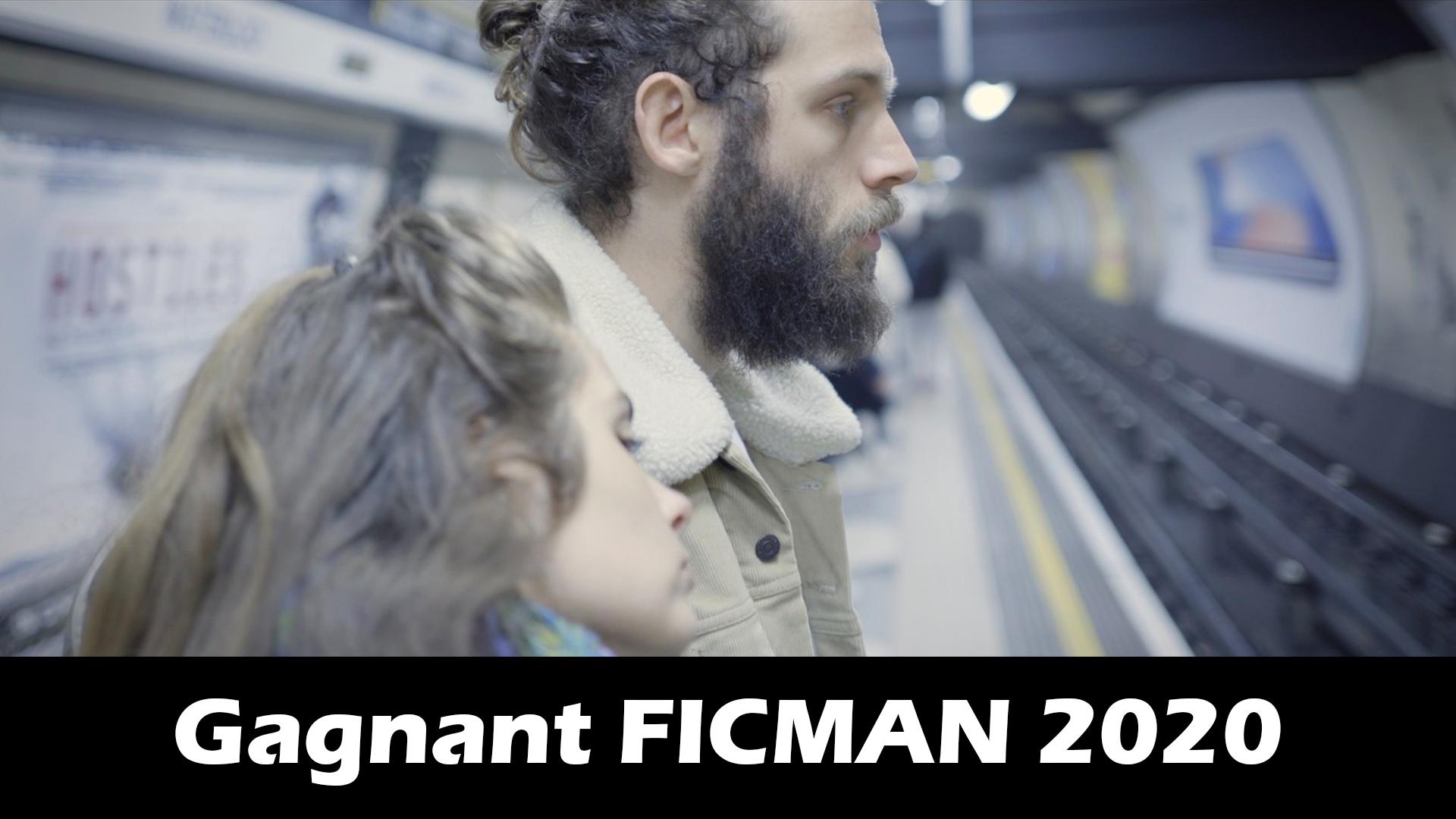 Gagnant du FICMAN 2020 – A Glimpse
