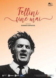 Fellini fine mai - poater