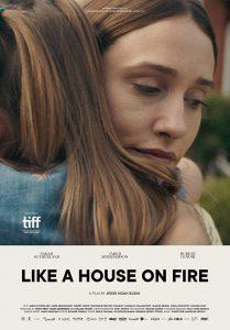 Like a house on fire - Affiche