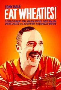 Eat Wheaties! - poster