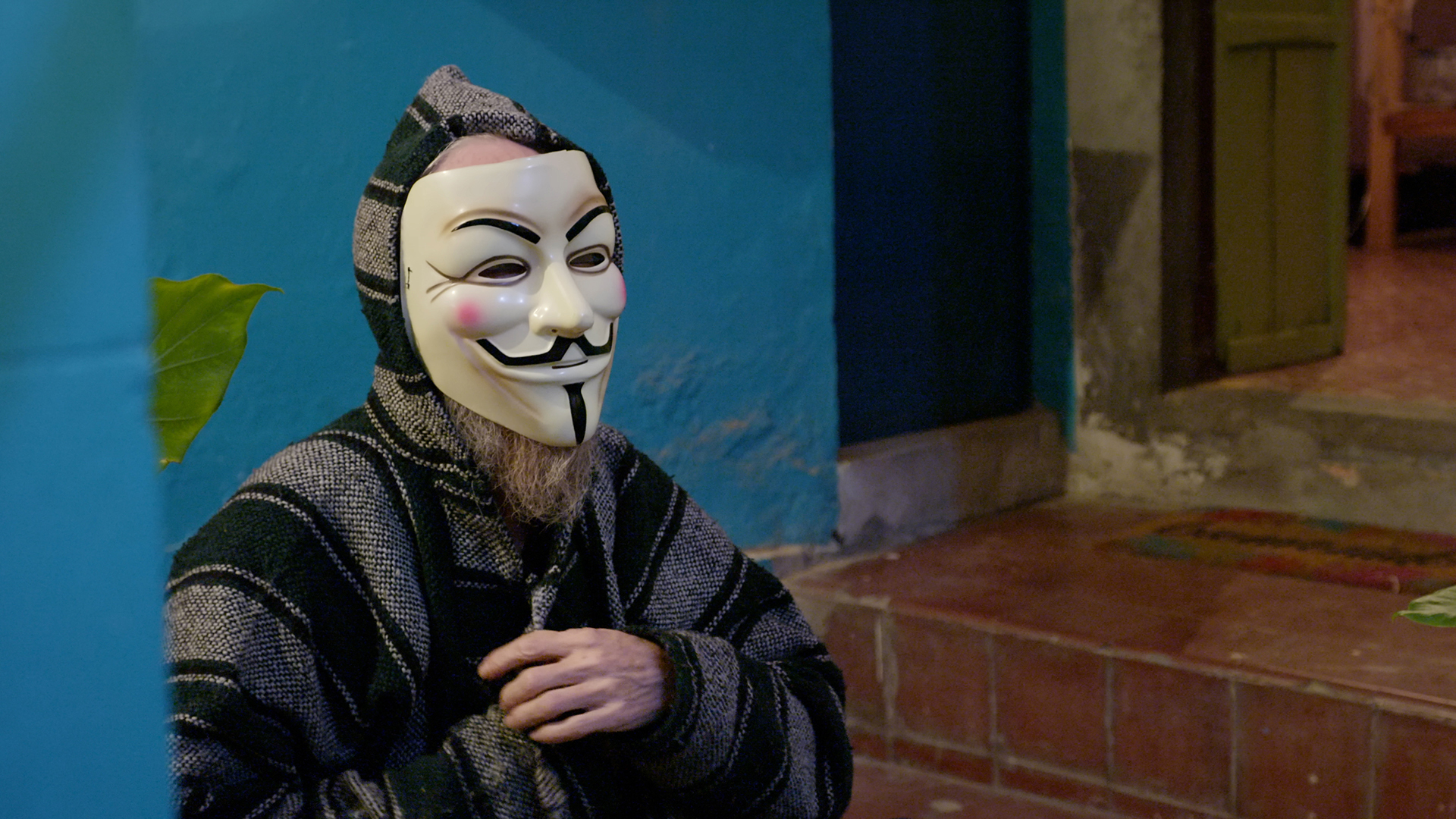 [Hot Docs] The Face of Anonymous — We are legion