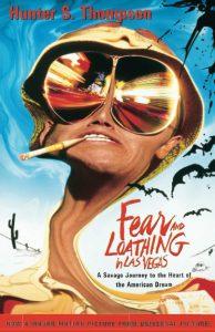 Fear and Loathing in Las Vegas - affiche