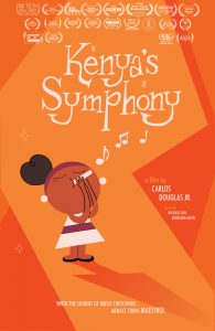 Kenyas Symphony - Poster