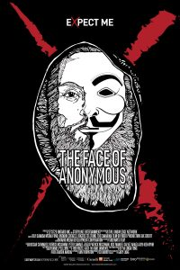 The Face of Anonymous - poster