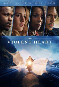 The Violent Heart - Affiche