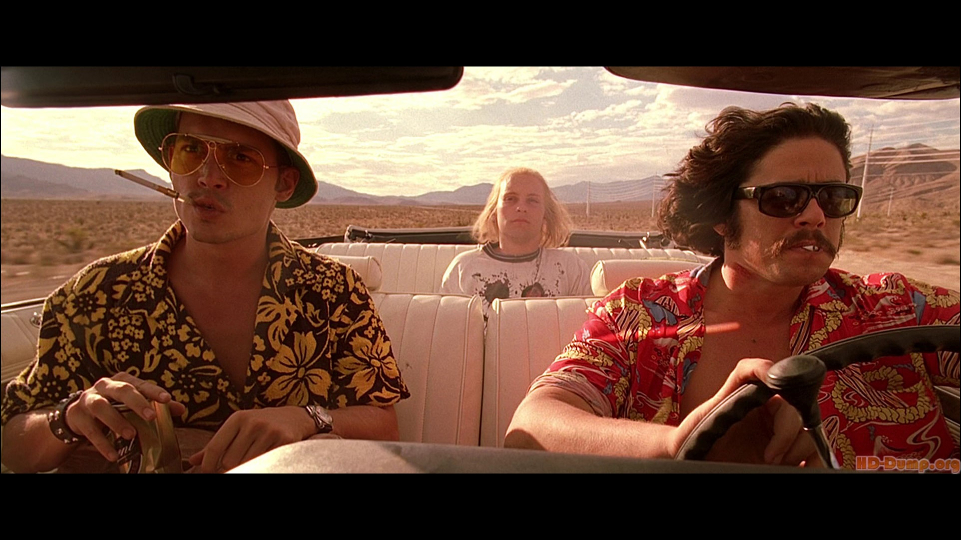 Fear and Loathing in Las Vegas – Un trip casino sous acides