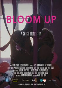 BLOOM-UP - poster