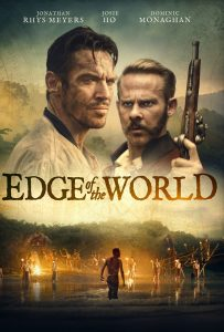 EDGE OF THE WORLD - poster