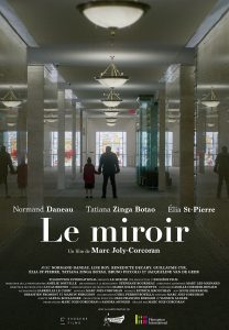 Le miroir - poster