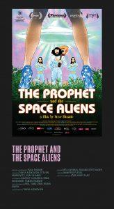 Prophet Space Aliens - poster