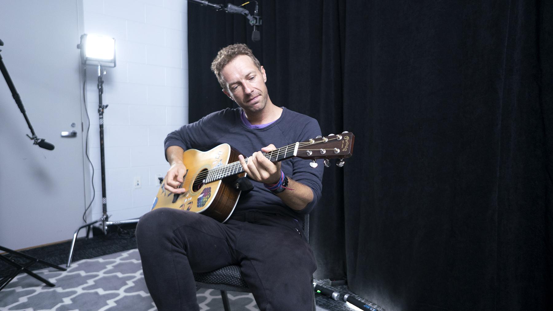 Rockfield - Mais encore - Chris Martin_Coldplay_(c)ie ie productions
