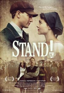 Stand! - poster