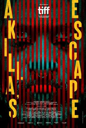 Akilla's escape - poster
