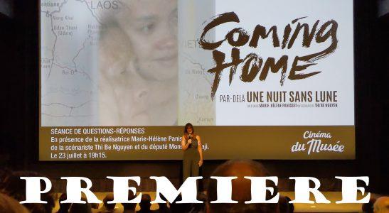 Coming Home : par-delà Une nuit sans lune [World Premiere]