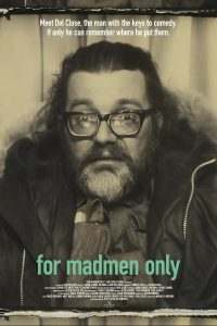 For Madmen only - poster