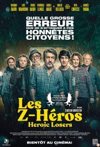 Heroic losers - poster - La odisea de los giles