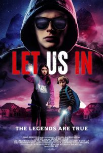 Let Us In - poster