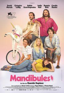 Mandibules - poster