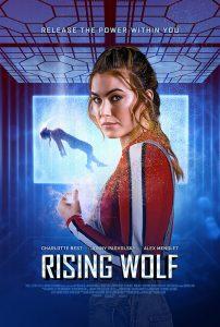 Rising Wolf - affiche