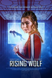 Rising Wolf - Poster