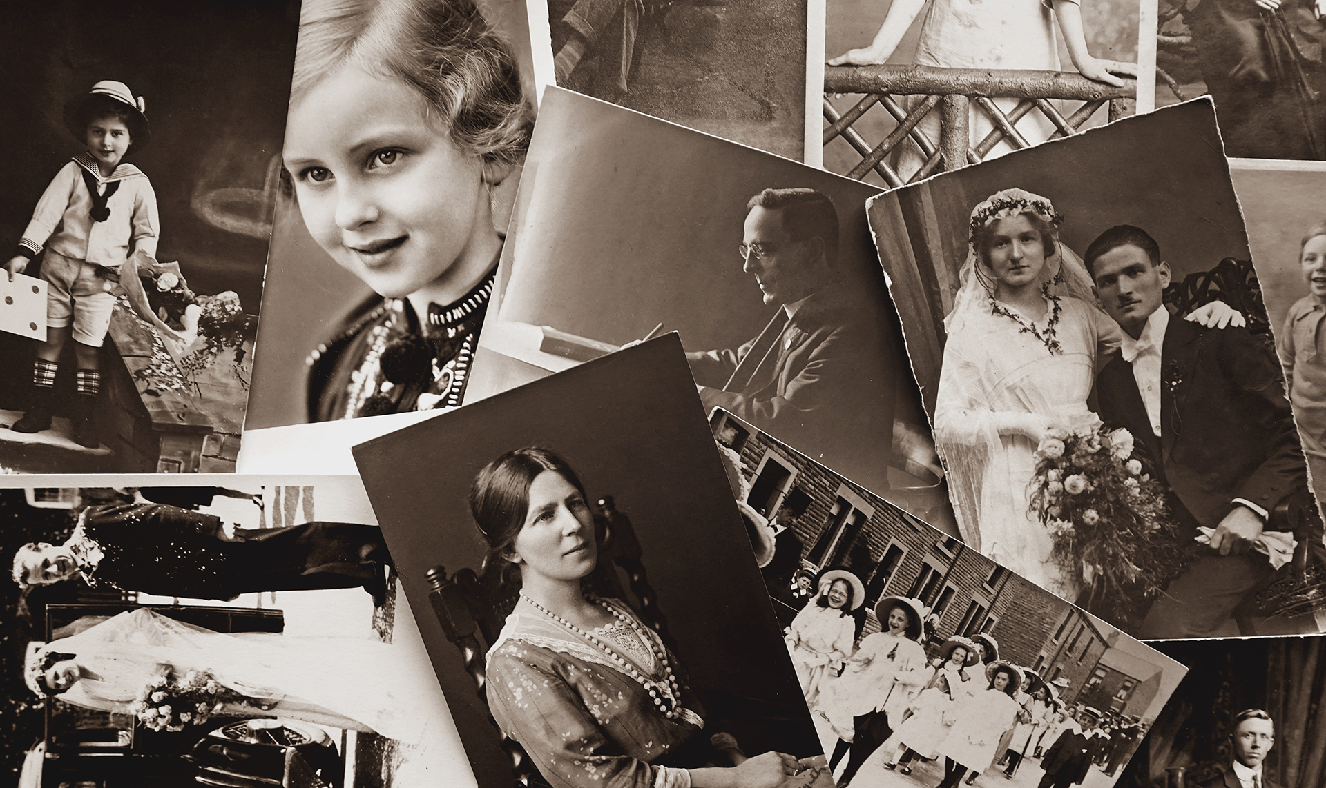 Storing Old Photos and Preserving Precious Memories - Preparing old photos for memories