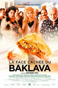 LA FACE CACHÉE DU BAKLAVA Affiche
