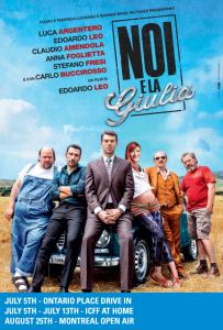 Noi-e-la-Giulia-The legendary Giulia poster