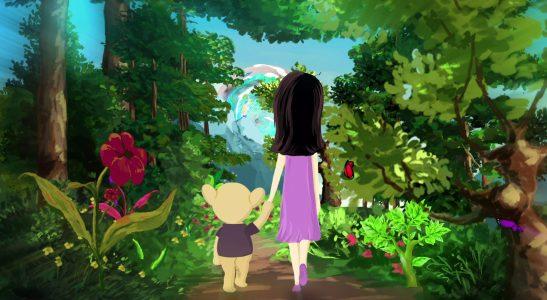 Fantasy of Companionship Between Human and Inanimate — Amitié du futur
