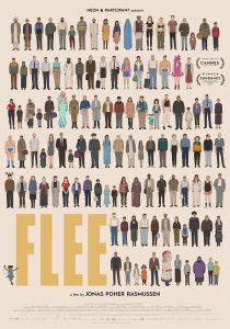 Flee - poster