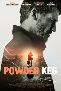 POWDER-KEG - poster