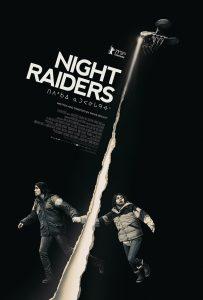 Night Raiders - poster